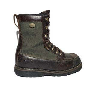Irish Setter Mens Wingshooter Hunting Boots Size 8